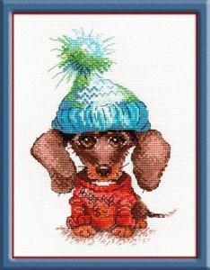 Изображение Грустный собак
