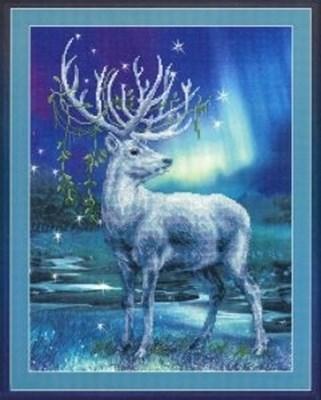 Изображение Белый олень