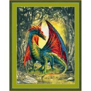 Изображение Лесной дракон