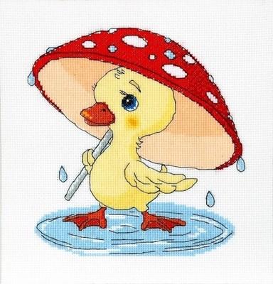 Изображение Под дождем