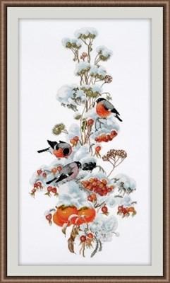 Изображение Зимняя композиция
