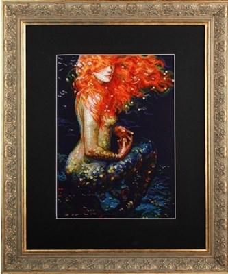 Изображение Рыжая русалка