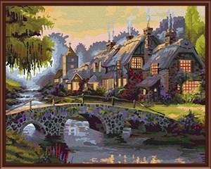 Изображение Вечерний городок