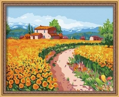 Изображение Жёлтое поле