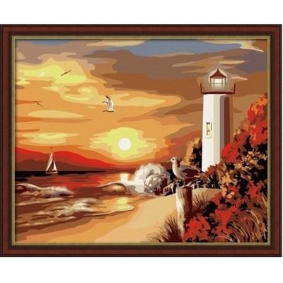 Изображение Вечерний маяк