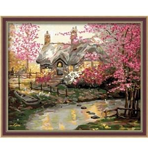 Изображение Домик у реки