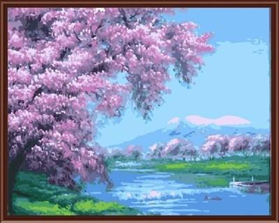 Изображение Дерево в цвету