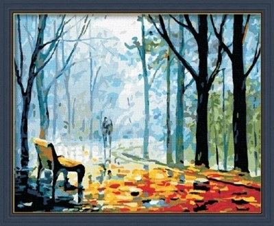 Изображение Осенняя аллея