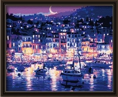 Изображение Ночная гавань