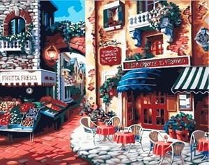 Изображение Уличное кафе