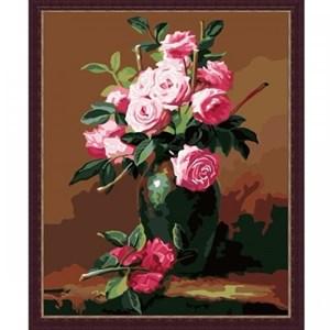 Изображение Букет розовых роз