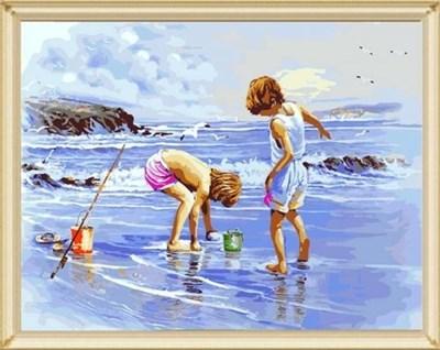 Изображение Дети на море