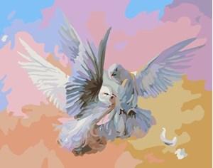 Изображение Два голубя