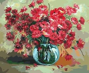 Изображение Букет карсных цветов