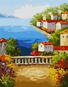 Изображение Город на берегу моря 2