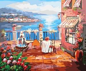 Изображение Завтрак у моря
