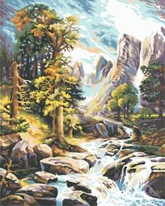 Изображение Горная река