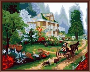 Изображение Дом у дороги