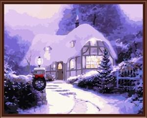 Изображение Зимний домик