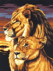 Изображение Лев и львица