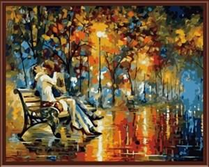 Изображение Осенний поцелуй