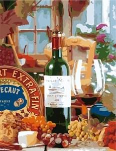 Изображение Вино и виноград