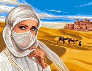 Изображение В пустыне