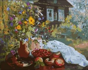 Изображение У бабушки в деревне
