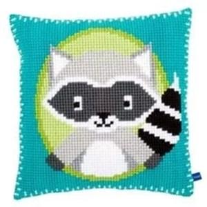Изображение Енот (подушка) (Raccoon)