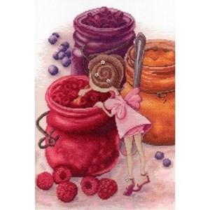 Изображение Фея ягодного варенья