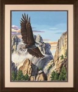 Изображение Парящий орёл