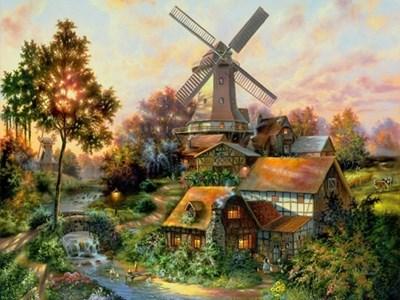 Изображение Огни родного дома