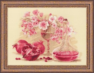 Изображение Розовый гранат