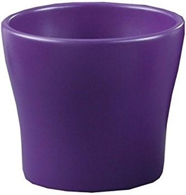 Изображение Кашпо  808 Deep Purple D15см, керамика
