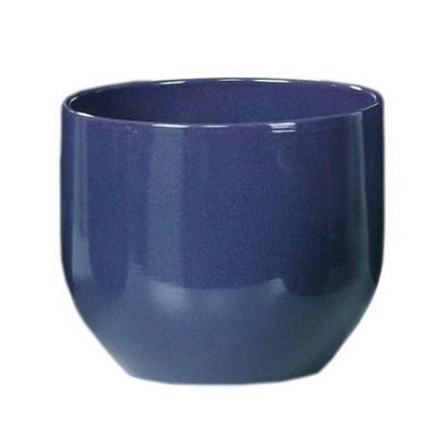 Изображение Кашпо  820 Pure Blue D16см, керамика