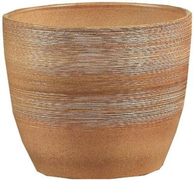 Изображение Кашпо  950 Coffee D19см, керамика