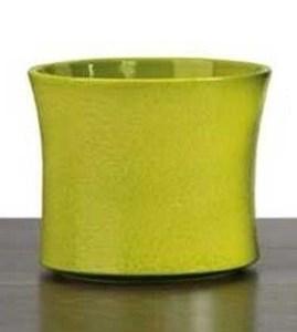 Изображение Кашпо 770 Lezard Vert D14cм, керамика