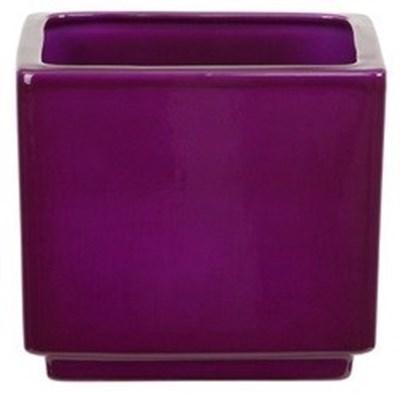 Изображение Кашпо 994 Pure Violet D16cм, керамика