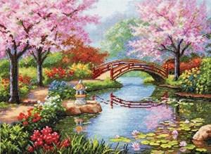 Изображение Цветущая сакура