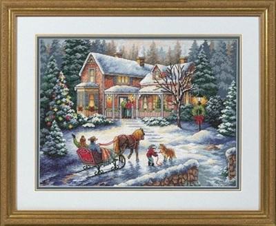 Изображение Домой на Рождество