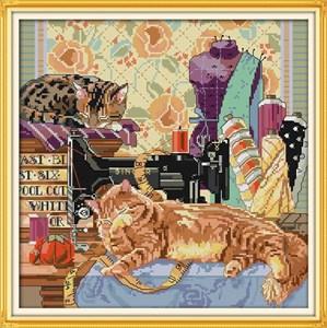 Изображение Два кота