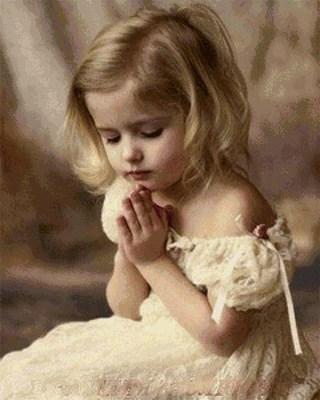 Изображение Детская молитва