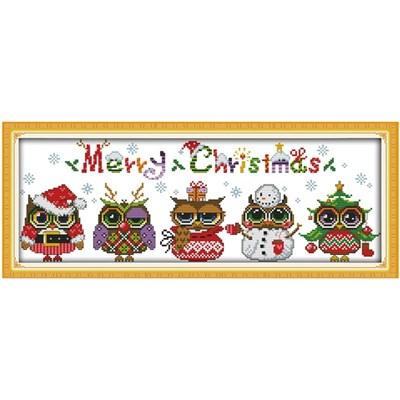 Изображение Рождественские совы