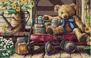 Изображение Мишка с медом