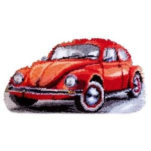 Изображение Автомобиль Жук (коврик)