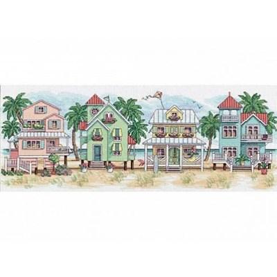 Изображение Домики у моря (Seaside Cottages)