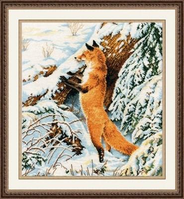 Изображение Рыжая охотница
