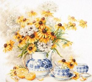 Изображение Цветочный чай
