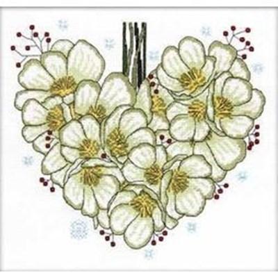 Изображение Морозник сердце. Январь