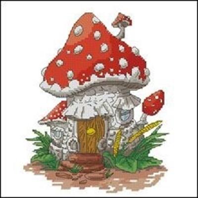 Изображение Грибной дом